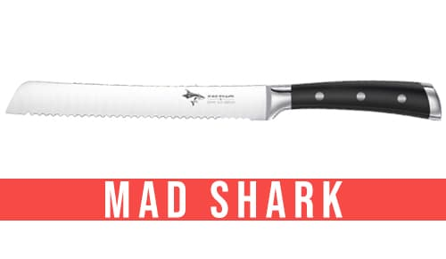Coltello da pane MAD SHARK